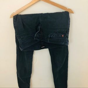 Dark blue Hudson Cigarette jeans